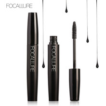 FOCALLURE Brand Makeup Curling Thick Mascara Volume Express False Eyelashes Make up Waterproof Cosmetics Eyes(China)