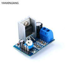 5 pcs DIY Kit Parts 6-12V Single Power Supply Audio Amplifier Board Module TDA2030A Module TDA2030(China)