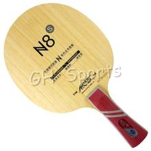Galaxy YINHE N8s N 8s OFFENSIVE N-8 Upgrade Table Tennis Blade Shakehand FL for Ping Pong Balls Bat Paddle Table Tennis Racket