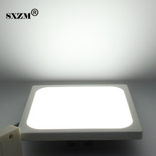 SXZM Square 16W high brightness LED panel lightAC85-265V super thin recessed in led ceiling lighting for foyer,hotel,office(China)