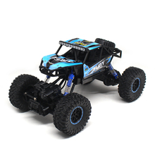 1:16 4WD Electric RC Car 2.4G Rock Crawler 4x4 Drive Remote Control Toys Cars On Radio Control Rechargeable Battery 3533A(China)