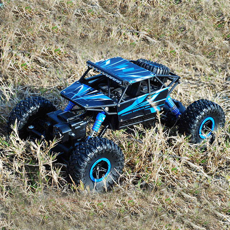 Electric 1:14 Rc Cars 4WD Shaft Drive Trucks High Speed 25KM/H Radio Control Brushless Truck Scale Super Power Toys Children