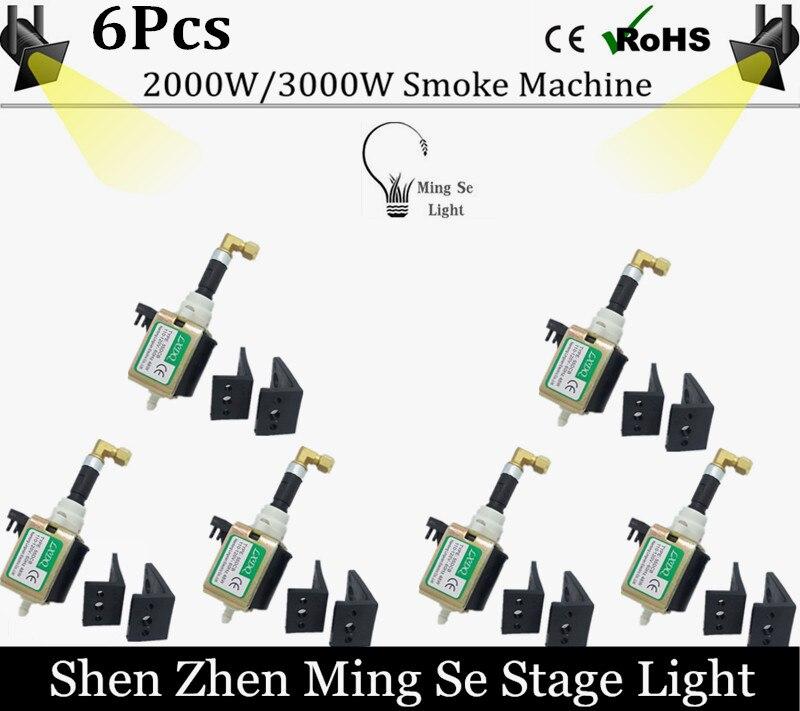 6 units 48W Pump smoke machie 2000W/3000W oil pump dedicated 55DCB AC110-240V oil pump stage fog machine<br><br>Aliexpress
