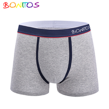 Buy Hot Sale Underpants Male Boxers Shorts Men Underwear Boxer Men Shorts Cotton Cueca Boxers Homme Brand Mens Boxer Sexy Underwear