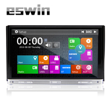 "7"" Win8 Car Auto Radio 2 Din Universal DVD GPS Navigation Support Steering Wheel Control 3G Internet Rear View Camera input USB"