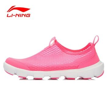 Li-Ning de Femmes En Plein Air Aque Shoes À Séchage Rapide Sneakers Chaussures Respirant Confort Sport Shoes AHLL006 YXB025