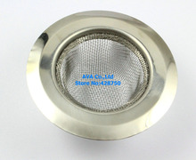 5 Pieces 90mm Diameter Kitchen Food Scrap Stopper Drain Basin Strainer(China)