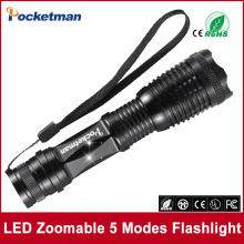 zk50 CREE XM-L T6 4000LM lumens NEW Arrivals e17 high power led torch T6 lantern zoomable Waterproof flashlight
