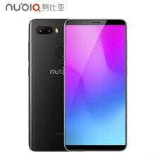 """Original ZTE Nubia Z18 mini 6GB 64GB Snapdragon 660 Octa Core Mobile Phone 5.7"""" 2160*1080P 24MP Camera FHD Full Screen"""