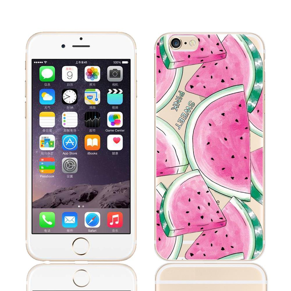 Souvent Case Cover for Coque iPhone 8 7 7S 4 4S 5S 5C SE 6 6S Plus RD32