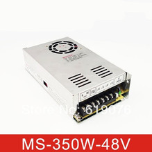 Buy Small size 350W48V7A switching power supply MS-350-48 power supply Mini type for $17.50 in AliExpress store