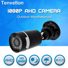 AHD Waterproof AHD 2.0MP 1080P Full HD CCTV Surveillance Camera CCTV Cameras Ahd Camera 1080P Mini camaras de videovigilancia