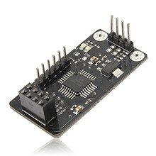 ATMEGA48 With NRF24L01 Chip Wireless Shield Module SPI To IIC I2C TWI Interface