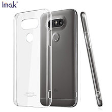 Buy Imak Brand Case LG G5 Cover Top Original Ultra Thin SLIM Transparent Clear Crystal Skin PC Hard Shell Case LG G5 for $4.22 in AliExpress store