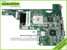 original for HP G62 Laptop Motherboard intel HM55 608340-001 DDR3 Mainboard Full Tested
