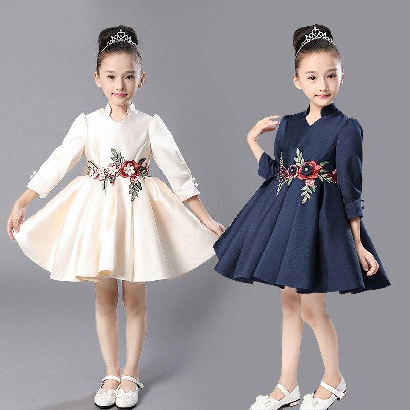 Girls tutu dress Vestido infantil Girls wedding dress Robe mariage fille Prom dresses girls Kids clothes Vestidos Big bowtie<br>