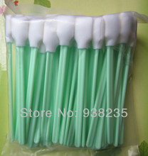 Cheap !!! - Cleaning Swabs (Pack of 50pcs) Swabs compatible with eco-solvent and Water ink(China)