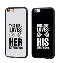 Lovers Boyfriend girlfriend Couple Design case Cover For Samsung S8 S8plus S4 S5 S6 S7 edge Note 2 Note 3 Note 4 Note 5