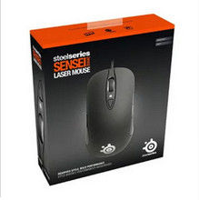 Original Steelseries SENSEI RAW Frostblue Gaming mouse, Steelseries Engine Steelseries SENSEI RAW with package