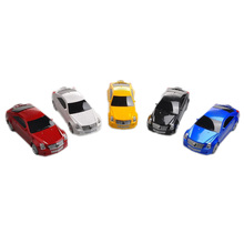 Bluetooth Mini Car Shape Speaker with Micro SD TF USB Portable Music Audio Player with FM Radio Stereo For MP3 Mp4 PC(China)
