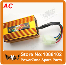 Performance Racing CDI Square 4+2 pins AC Fired Fit CG/CB125 150 200 250cc Motorcycle Dirt  Bike ATV Engine  Free Shipping