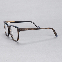 Wood grain Clear Lens Reading Optical Eye Glasses Anti Fatigue Computers Eyewear Classic Anti Blue Goggles camouflage Eyeglasses