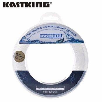 Kastking 20-200lb 110 m 0.40-1.30mm super strong línea de monofilamento de nylon línea de pesca de nylon 2016 caliente bueno para barco de pesca