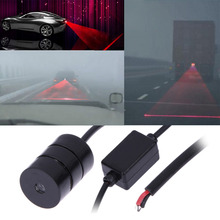Automobile Laser Fog Light Auto Brake Parking Lamps LED Warning Light Car Truck Turn light Anti-Reverse Protection Dust for Ford