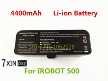New 4400mAh Li-ion Replacement Battery For iRobot Roomba 500 510 530 540 550 560 610 625 R3 700 760 780 Vacuum Cleaner Battery