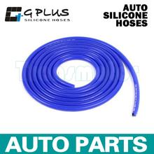 Gplus 5mmX10mm Silicone Rubber Vacuum Tubing Hose Tube Pipe 1M Blue(China)