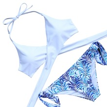 Hot Swimwear Bandage Bikini 2016 Sexy Beach Swimwear Women Swimsuit Bathing Suit Brazilian Bikini Set maillot de bain Biquini(China)