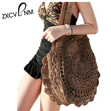 Buy ZXCVBNM Summer Women Beach Bag Female Handbags Holiday Bohemian Straw Bag Summer Handbags Bolsas Women's Bags Travel Bags WH116 for $12.37 in AliExpress store