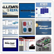 all data 10.53 mitchell on demand auto repair software +atsg+vivid workshop data+elsawin  49in1 for cars and heavy trucks
