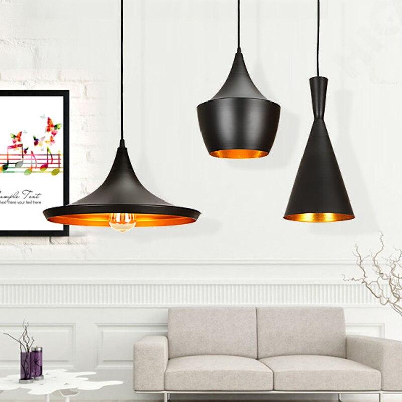 New arrival Vintage pendant lamp, Modern Retro Industrial pendant lights for Restaurant bar living room bedroom 220V, E27 holder<br>