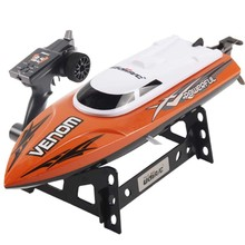 25KM/H UDI001 RC Boat 4CH 2.4G Remote Control Racing Boats Electric Surfboard Radio Control Ship MotorboatBoat Toys 150m(China)