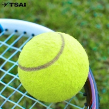 Yellow Tennis Balls Sports Tournament Outdoor Fun Cricket Beach Dog High Quality
