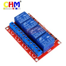 4 Channel 12V Relay Module Arduino DSP AVR PIC ARM relay base #LR87 - HitMart Chinese store