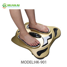 Free Shipping Biology Electromagnetic Wave Foot Massager /Foot Therapy Device(China)