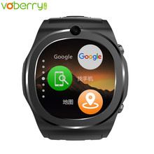 Q98 Waterproof Smart Watch MTk6580 Support SIM SD Card Bluetooth WIFI GPS SMS Camera Watches Cell Phone Bracelet For Android IOS(China)