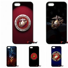 For iPod Touch iPhone 4 4S 5 5S 5C SE 6 6S 7 Plus Samung Galaxy A3 A5 J3 J5 J7 2016 2017 USMC Marines Veteran Marine Corps Case