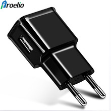 1 USB Charger Proelio 5V2A Universal Travel Adapter 5V2A EU Plug iPhone 6 7 8 Samsung S8 Plus HTC Xiaomi Redmi Note 4X 4X