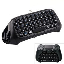 Mini Bluetooth Wireless Keyboard For Sony PS4 PlayStation 4