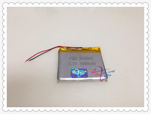 Manufacturers supply high-quality lithium polymer batteries GPS batteries 504045 900mah