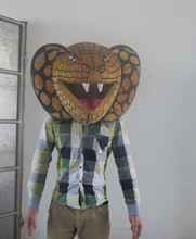Latest high quality Adult snake mascot costume cobra animal costume snake costume for sale Holiday special clothing