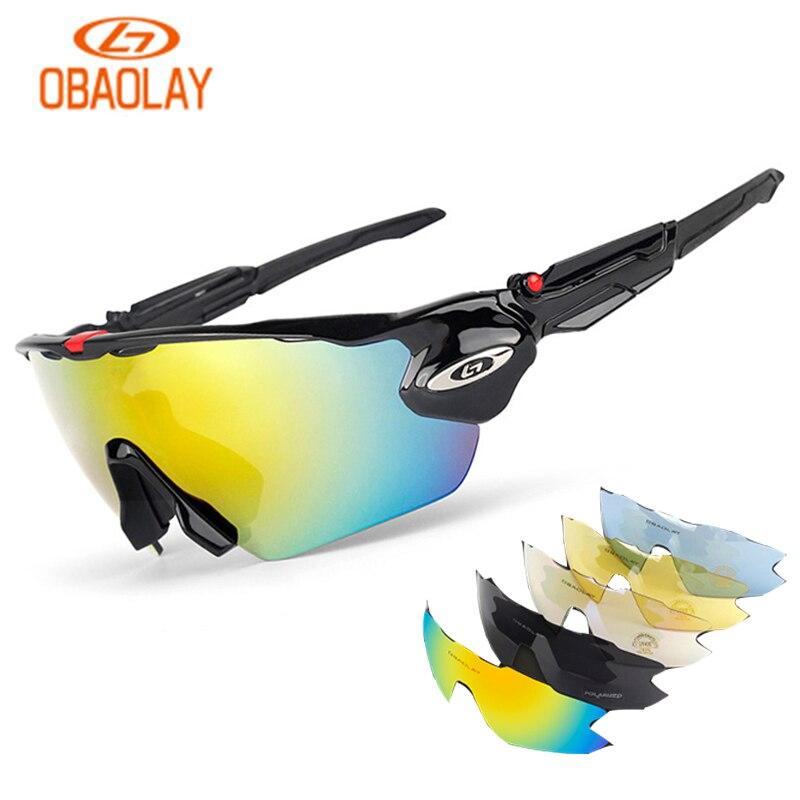 Cycling Sun Glasses Polarized  Bike Bicycle Goggles Driving Sunglasses UV 400