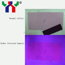 security Infrared Absorption Ink with Contact lenses(China)