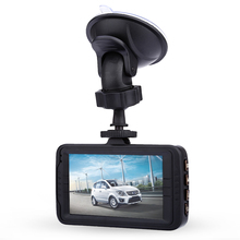 RH - Q4N Automobile 170 Degree Wide Angle Data Recorder 3 inch 1080P Full HD Night Vision Vehicle Black Box DVR