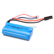 18650 7.4V 1500Mah 15C Li-ion Battery Parts For MJX T40 T40C F39 F49 T39 Syma 822 RC Helicopter