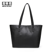 Light PU Leather Women Handbags Female Simple Soft Tote Bag Large Capacity Shoulder Bags Black Red Ladies Casual Shopping Bags