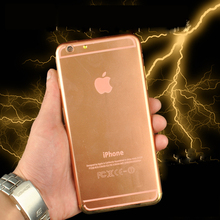 iphone6splus electric people prank toys funny gadgets kids toys kids horror electric shock phone prank toys